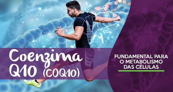 Coenzima Q10 - Fundamental para o Metabolismo das Células